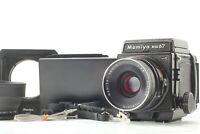 【Near Mint+++ w/Hood Strap】 Mamiya RB67 Pro S + Sekor C 90mm f/3.8 From Japan