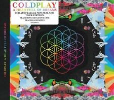 a Head Full of Dreams Australian Tour Edition 2016 Coldplay CD
