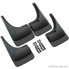 Dodge Ram Mud Flaps 94-01 1500 & 94-02 25/3500 Guards Protectors 4pc Front Rear