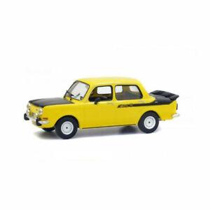 1/43 Solido Simca Rallye 2 1974 Yellow Black Neuf Boite Livraison Domicile