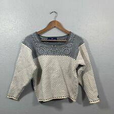 Nordstrikk Nordic Pure Wool Sweater Size S Small
