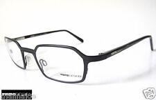 Momo Design 46-21 135 Spring Hinge Black Modernist Eyeglasses Frames Mens 2014