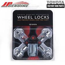 GENUINE LEXUS LC500h LS460 LS600HL OEM WHEEL LOCK SET W/ ALLOY SPARE PT276-50080