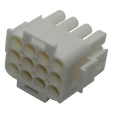 MNL-350735-4 Connector wire-wire, TE CONNECTIVITY 350735-4, 6.35mm, plug /uk