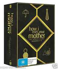 How I Met Your Mother Complete Series : Season 1 - 9 (28 Disc-Set) : NEW DVD