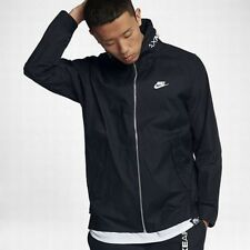 BNWT XL Nike Sportswear Air Max Hooded Jacket 861598-010 Black NSW