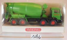 Wiking 1/87 n. 681 01 26 MERCEDES BENZ betoniere CAMION WIMO costruzione n. 1 OVP #1686