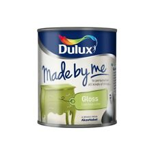 Dulux Made By Me Gloss - Luscious Lime - Gloss - Furniture Paint - 750ml