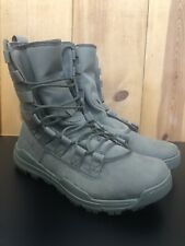 "Nike SFB GEN 2 8"" Special Field Boots Sz 8.5 USMilitary 922474-200 Green Olive"