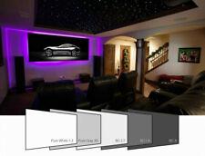 """68"""" Schermo Proiettore 4K 8K HDR Telo proiezione 16/9 Grigio PVC alto contrasto"""