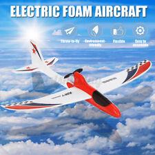 Kinder Schaum Hand Wurf Flugzeug Betrieben Flying Wiederaufladbar Elektrisch Toy