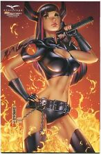 "Grimm Fairy Tales of Terror Vol 3 #13  ""Magik"" Cosplay Exclusive Variant Cover D"