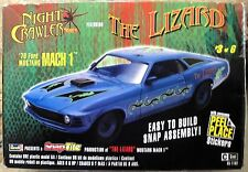 "REVELL, SNAPTITE: NIGHT CRAWLER SERIES ""THE LIZARD"" '70 FORD MUSTANG MACH 1"