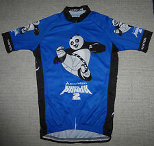KUNG FU PANDA 2 Short-Sleeved Cycling Jersey, Unisex M