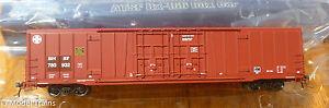 BLMA Models HO #53055 (Rd #780932) BNSF (ATSF Repatch w/Cross)BX-166 60'Beer Car