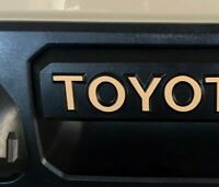 Premium Cast Vinyl Decals for 2016-2021 Tacoma and 2014-2021 Tundra - Handle