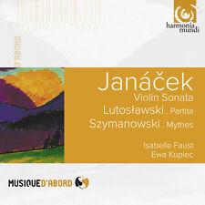 Isabelle Faust, L. Janacek - Violin Sonata [New CD]