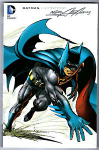 BATMAN ILLUSTRATED by Neal Adams in VF+ condition a DC 2003 TPB Comic