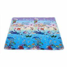 La sicurezza del sito doppia schiuma tappetino di gioco palestra Tappeto Tappetino Da Spiaggia Picnic Tappeto Tappetino Di Crawling