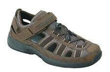Orthofeet Clearwater Men's Brown Sneakers NW/OB