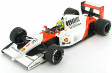 Ayrton Senna 1:18 Minichamps MCLAREN Honda MP4/6 91 f1 car model world champion