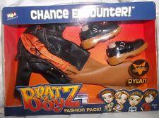 BRATZ BOYZ DOLL FASHION PACK CLOTHES W/ SHOES  CHANCE ENCOUNTER-DYLAN
