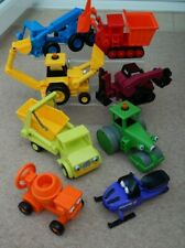 Bob the Builder selection of vehicles Choose from different Characters