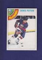 Denis Potvin HOF 1978-79 O-PEE-CHEE OPC Hockey #245 (NM) New York Islanders