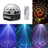 CroLED LEDs RGB RVB 12W Projecteur Boule Lampe 180°MP3 pour Scène Disco KTV Club