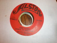 Betty Wright 45 One Thing Leads To Another ALSTON