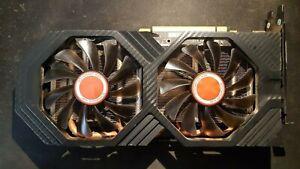 XFX AMD RX 580 8GB GTS XXX OC+ Dual Bios GDDR5 (RX580P8DFD6)