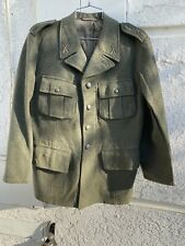 Swedish Army Uniform Tunic Ww2 ? 1945