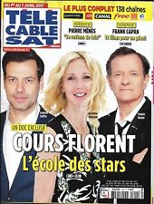 Tv Cable Sat No.1404 01/04/2017 GENERATION COURSE FLORENT/ COLUMBO/ MIKE HORN