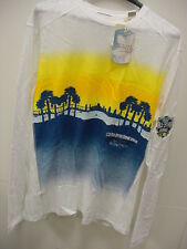 TOMMY BAHAMA*MLB*ALL STAR GAME 2016*SAN DIEGO*JULY*DRESS T-SHIRT*MEN'S LARGE*NWT