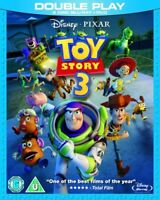 Toy Story 3 (2-Disc Blu-ray + DVD) -  CD GOVG The Fast Free Shipping