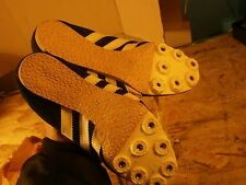 Adidas running shoes very rare vintage  USSR 80s Olympic Size 3 1/2