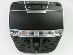Mercedes Benz S550 Dome Lamp Roof Lamp 2016 2017 2018 A0009000007