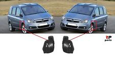 FOR ZAFIRA B 2005 - 2012 FRONT FENDER REAR PART MUD GUARD SPLASH ARC PAIR SET
