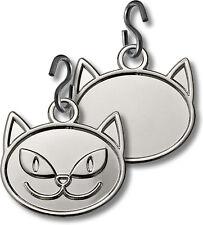 Kitty Cat / I.D. Engravable - Pet Tag