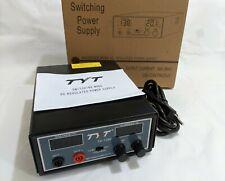 TYT TH 1380 AC110V/220V to DC Power Supply for 13.8V for Mobile Radio US Seller