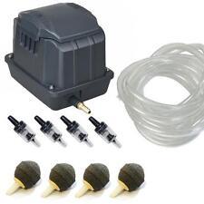 Koi Outdoor Fish Pond Air Pump / Aquarium Tank Hydroponics BOYU 10 - 60L/min
