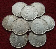 POLAND SET OF COINS 10 ZL KING CASIMIR THE GREAT CONVEX 1964 YEAR ONE PIECE LOT