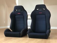 Honda Acura Integra Type-R OEM JDM Recaro SR3 Bucket Seats DC2 DB8 EK9 ITR CTR