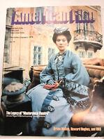 American Film Magazine Orson Welles Howard Hughes January 1978 040517nonr