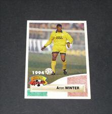 ARON WINTER LAZIO LAZIALE CALCIO ITALIA NEDERLAND FOOTBALL CARD PANINI 1994