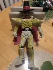 Vintage 1993 BANDAI Power Rangers Evil Space Alien Skeleton Action Figure Bones