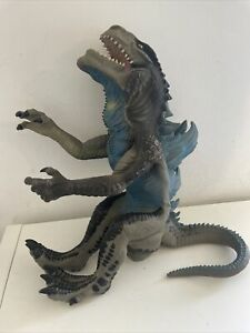 LARGE movie GODZILLA HAND ARM PUPPET lizard TOHO TRENDMASTER 1998 vintage 4809