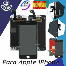 pantalla tactil para iphone 6 7 8 plus x xr xs max lcd completa display + marco