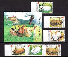 Somalia 1999 Rabbits CTO