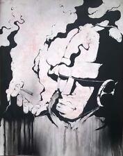 IEA-ONE - Dessin Graffiti BBOY - 62x50 - 2016 NO QUIK/OBEY/COPE/SEEN/DONDI/MODE2